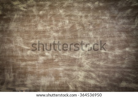 vintage scratched wooden background - stock photo