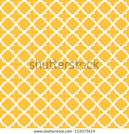 Vintage seamless pattern background - stock photo
