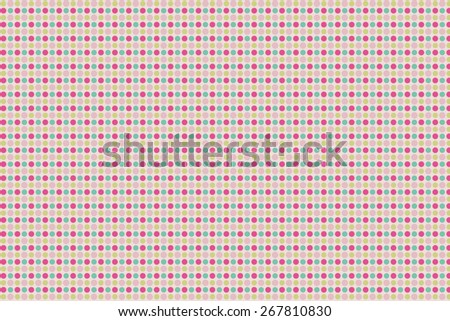 Vintage shabby background with classy patterns. Seamless vintage delicate colored wallpaper. Geometric and floral pattern on paper texture in grunge style - stock photo