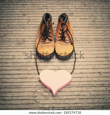 Vintage Shoe Lovers , Vintage Couple , vintage Love the shoes