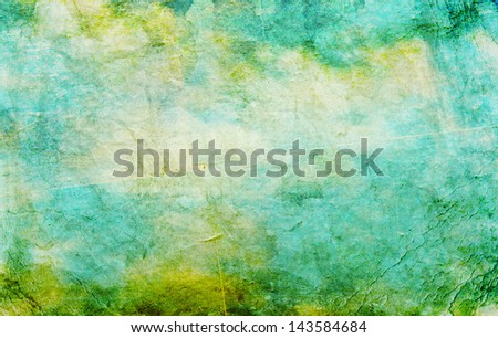 vintage sky and cloud grunge background   copy Space for inscription
