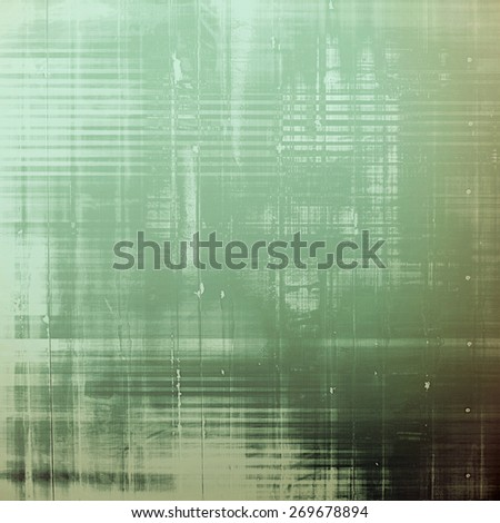 Vintage spotted textured background. With different color patterns: brown; gray; green