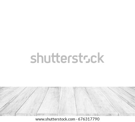 vintage surface white wood table and rustic grain texture background close up of dark rustic