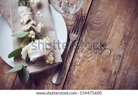 Table Setting Background white table setting stock photos, royalty-free images & vectors