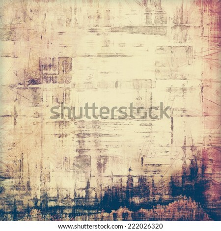 Vintage texture ideal for retro backgrounds - stock photo