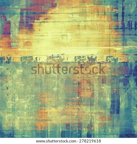 Vintage texture ideal for retro backgrounds. With different color patterns: yellow (beige); brown; purple (violet); blue - stock photo