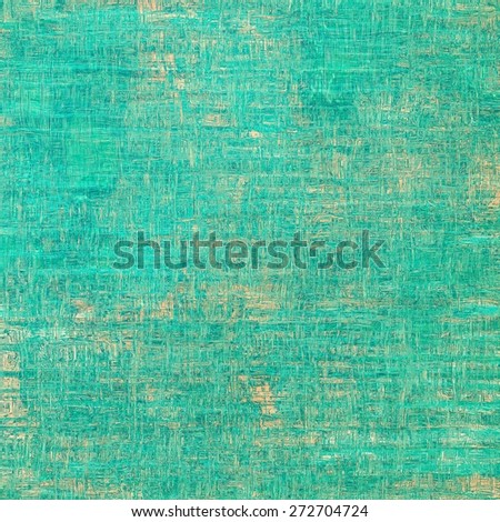 Vintage texture ideal for retro backgrounds. With different color patterns: yellow (beige); green; cyan; blue - stock photo