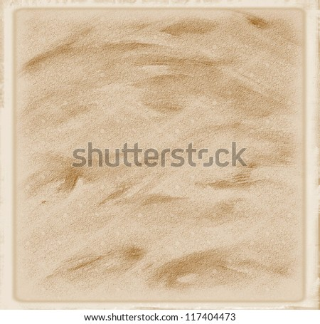 Vintage textured background concrete wall from the past sepia