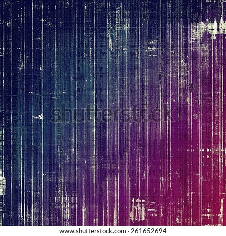Vintage textured background. With different color patterns: purple (violet); pink; blue - stock photo