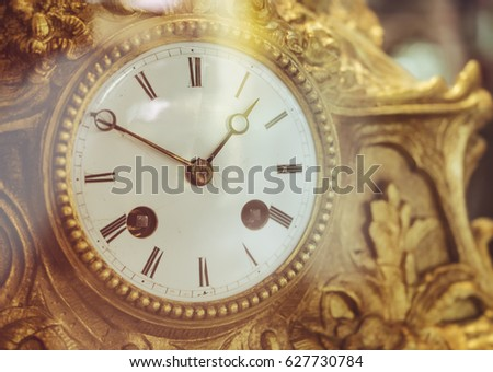 Victorian Clock Face Stock Images Royalty Free Images