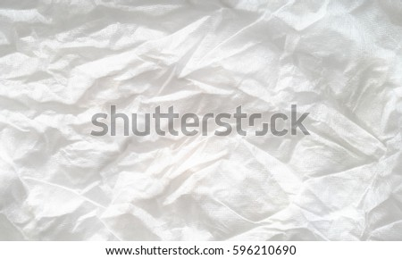 vintage wallpaper, crumpled paper, paper towel texture background, Crease fabric texture.