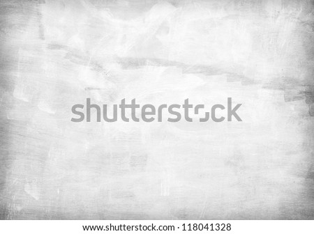 Vintage white background of stone wall as retro pattern or old texture. - stock photo