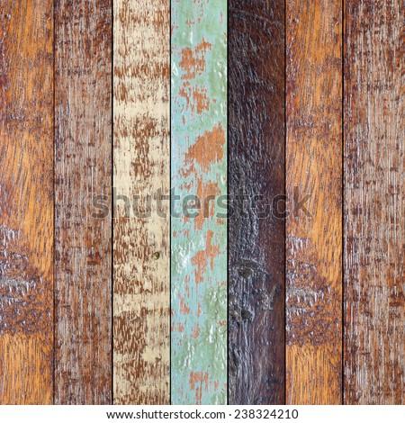 vintage wood background texture:glossy pastel color wooden tiles backdrop concept:lacker rustic plywood panels stripe vertical wallpaper:square frame banner,template for decorate,design:glazed veneer - stock photo