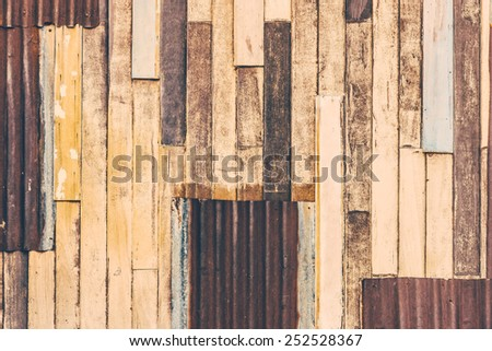 Vintage wood background textures - vintage effect style pictures