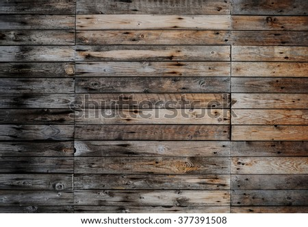 Vintage Wood board wall, old, texture