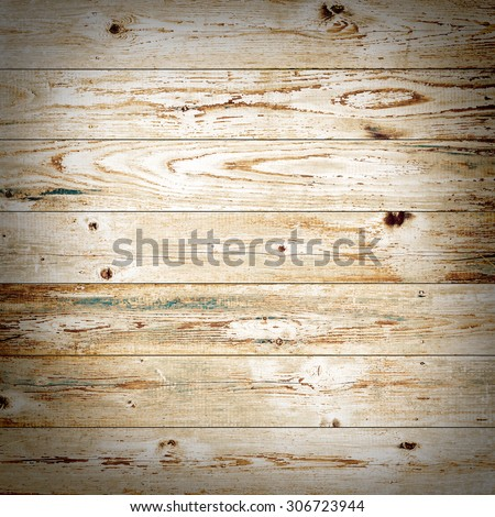 Vintage wood boards texture background - stock photo