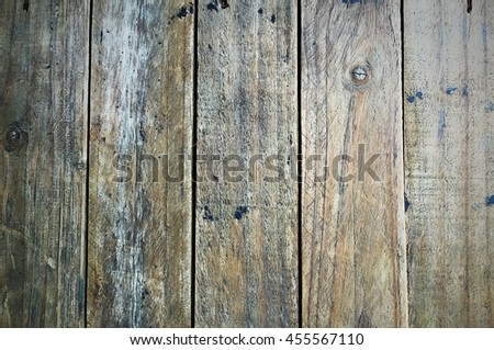 Vintage wood Old surface Wood texture Natural background Nature Design Interior wooden  panel background - stock photo
