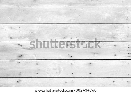 Vintage wood panel western cowboy saloon style from old warehouse plenty of room for copy natural white bleached version - stock photo