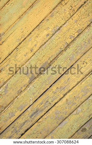 Vintage wood. Picture can be used as a background - stock photo