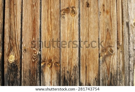 Vintage wood texture - stock photo