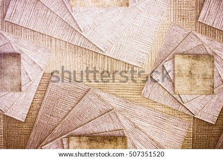 Vintage wooden abstract background