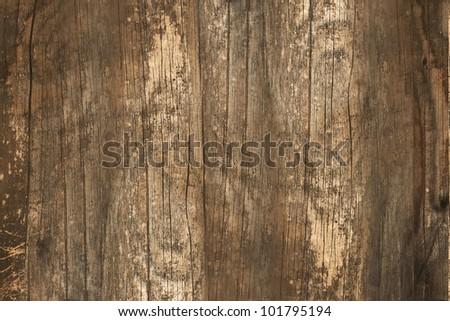 Vintage wooden background - stock photo