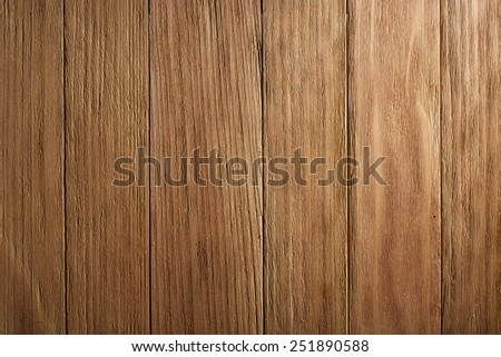 Vintage Wooden Planks Background. Top View of Wooden Table. Wood Texture with Text or Image Space.