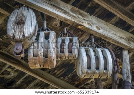 Pulley Stock Images Royalty Free Images Amp Vectors