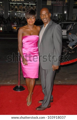 Viola Davis and Julius Tennon at the Los Angeles Premiere of 'Law Abiding Citizen'. Grauman's Chinese Theatre, Hollywood, CA. 10-06-09