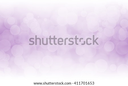Violet abstract background bokeh