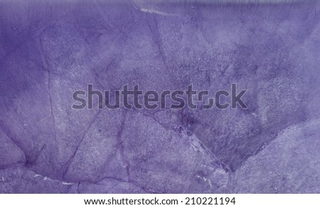 violet frozen colored ice texture to use as background ot texture - stock photo