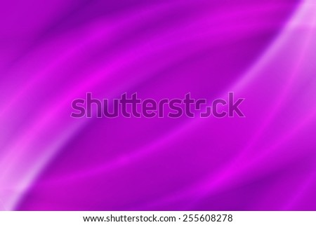 violet gradient curve line abstract background - stock photo