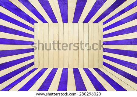 Violet wood stripe room for abstract background for graphic designer