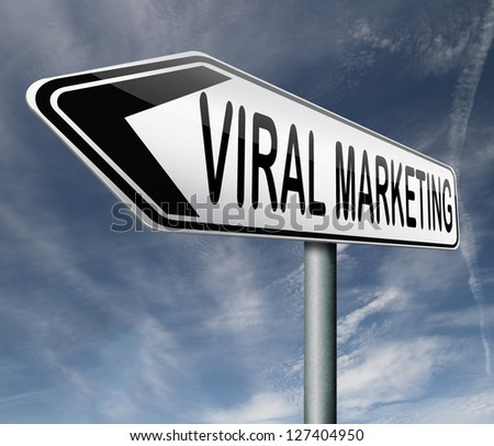 viral marketing or internet branding