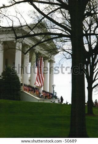 Virginia Capitol - stock photo
