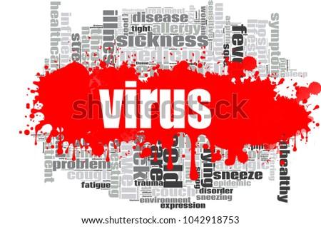 virus symptomer