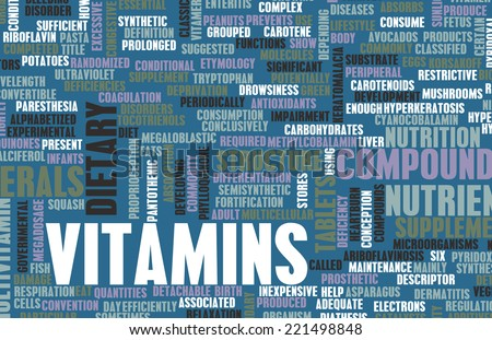 Vitamins and Health Supplements for Healthy Lifestyle