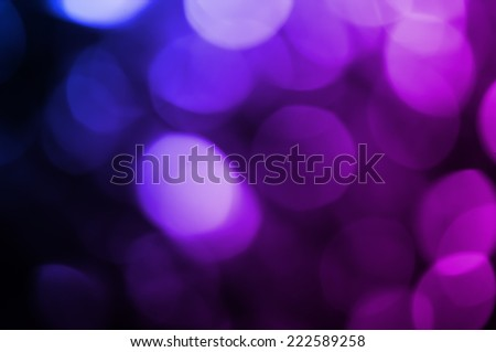 vivid color blur bokeh background                     - stock photo