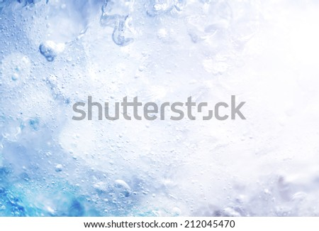 vivid colorful ice backgrounds - stock photo