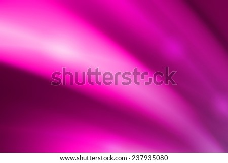 vivid pink curve abstract background - stock photo