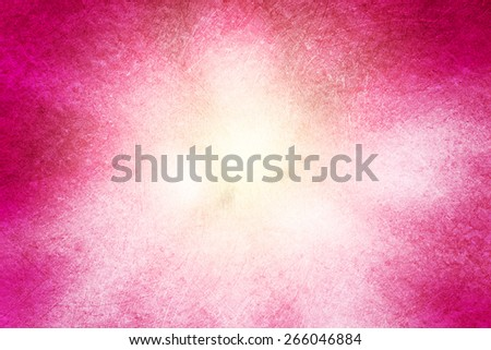 vivid pink grunge gradient color abstract background - stock photo