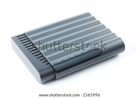 VoIP gate - stock photo