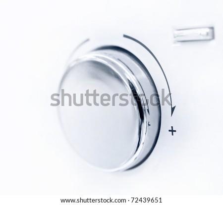 Volume Control - stock photo