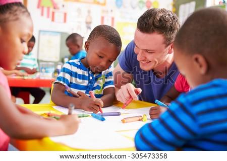 preschool volunteer preschool stock images royalty free images amp vectors 886