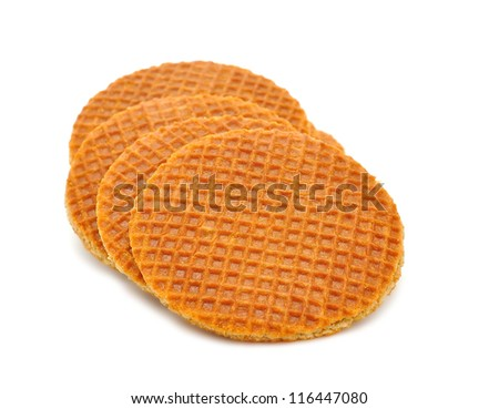 Round wafers