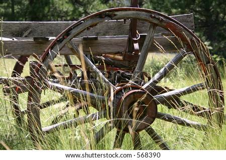 Wagon - stock photo