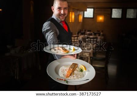 food server