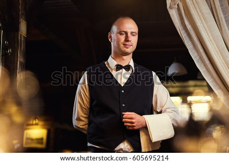 waiter stock images royalty free images vectors shutterstock