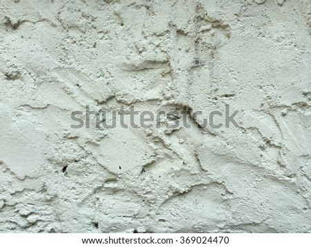 wall cement - stock photo