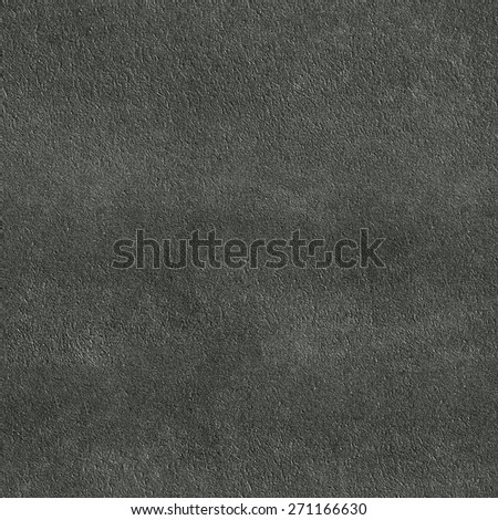 Wall concrete seamless detailed texture - stock photo
